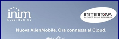 Nuova AlienMobile. Ora connessa al Cloud.